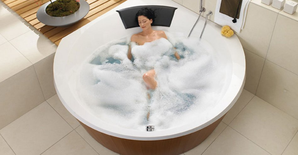 Indoor Whirlpools