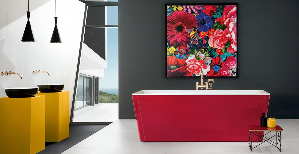 Bathroom Trends From Villeroy U0026 Boch