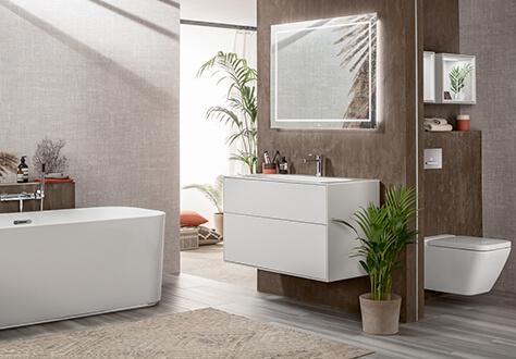 Bathroom planner - design your own dream bathroom online   Villeroy on vanities for small bathrooms, paint best for humid bathrooms, remolded bathrooms, organizing bathrooms, light boxes in bathrooms, silver bathrooms, updating bathrooms,