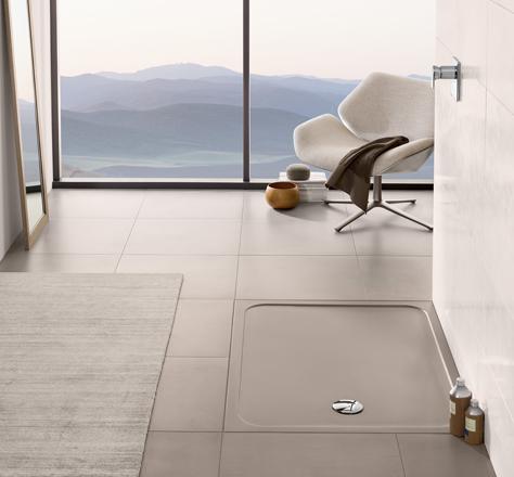 Create a barrier-free bathroom with - Villeroy & Boch