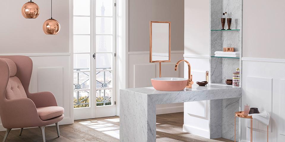 Theme Your Bathroom Around Your Favourite Season.
