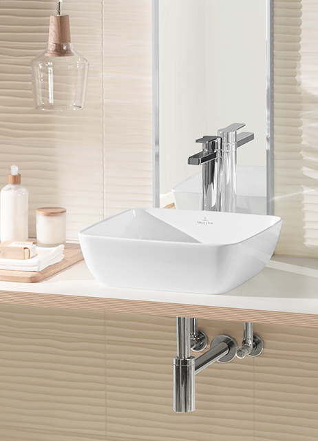 The artis collection perfect fine forms villeroy boch for Bathroom planner villeroy