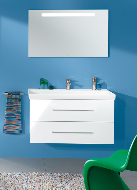 Avento collection by villeroy boch my lifestyle for Bathroom planner villeroy