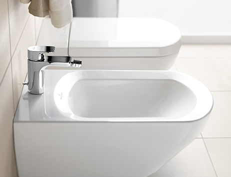 Fittings for the bathroom from Villeroy & Boch