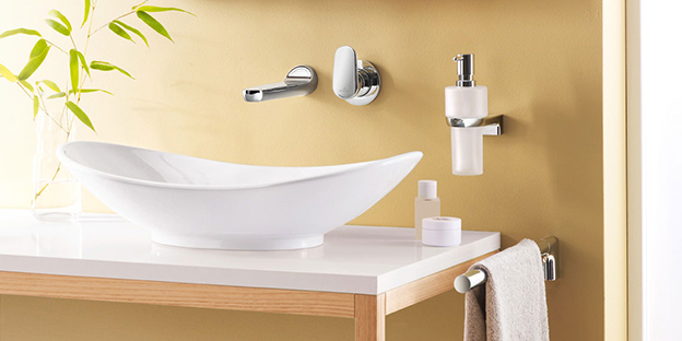 Bath fittings - Set your own design accents! - Villeroy & Boch
