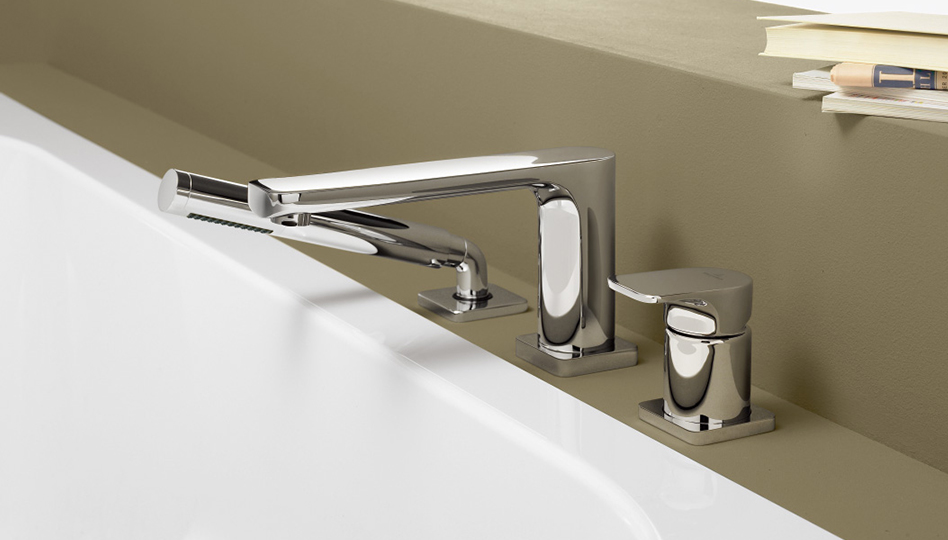 bath fittings set your own design accents villeroy boch - Bathroom Designs Villeroy And Boch