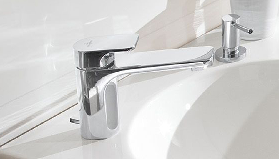 bathroom taps from villeroy boch