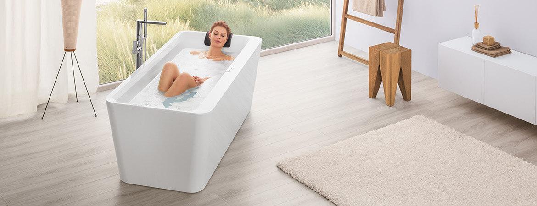 Baths - For stylish relaxation - Villeroy & Boch
