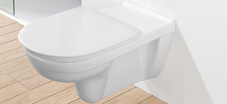 villeroy boch toilets an wcs innovative functional. Black Bedroom Furniture Sets. Home Design Ideas