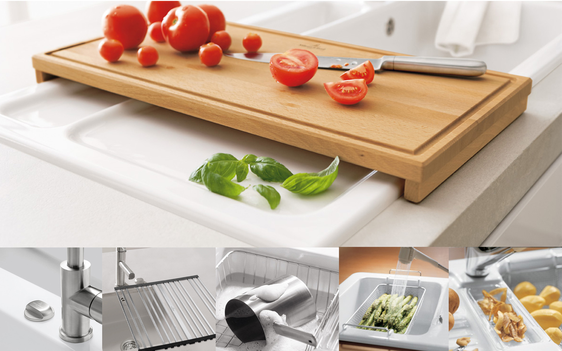 Kitchen Accessories From Villeroy U0026 Boch