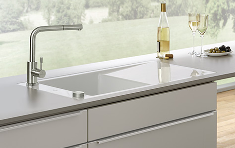 The kitchen sink – the heart of every kitchen