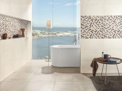 Highlights With Coloured Tiles Fliesen Bordre Modern