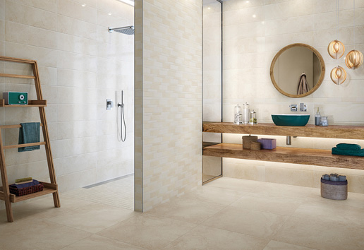 tiles they present the surface effects of different types of stone in an attractive way the inconspicuous inclusions produce a richly detailed effect