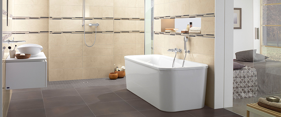 Bathroom And Bedroom As Multifunctional Living Bathroom