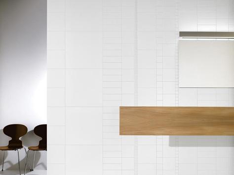 Pro Architectura - Fliesen 10 x 30 weiß