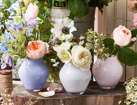 The World Of Flowers With Villeroy Boch