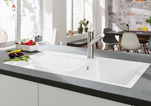 Design your kitchen with Villeroy & Boch
