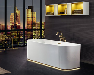 Be Inspired By Our Wide Range And Find The Perfect Bath For Your Dream Bathroom