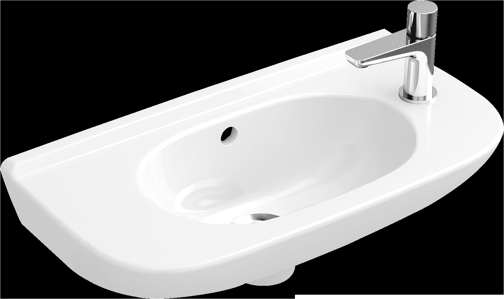 handwashbasin compact oval 536150 villeroy boch. Black Bedroom Furniture Sets. Home Design Ideas