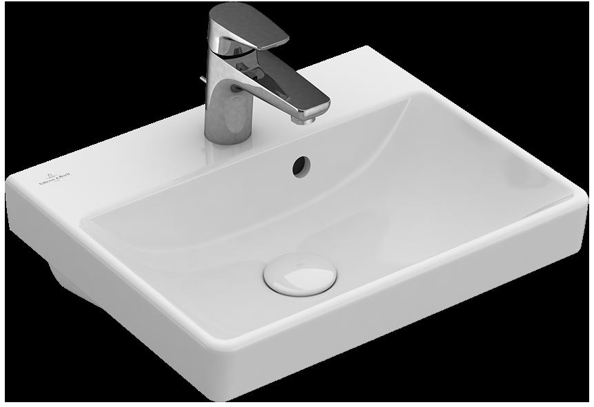 avento handwashbasin angular 735845 villeroy boch. Black Bedroom Furniture Sets. Home Design Ideas