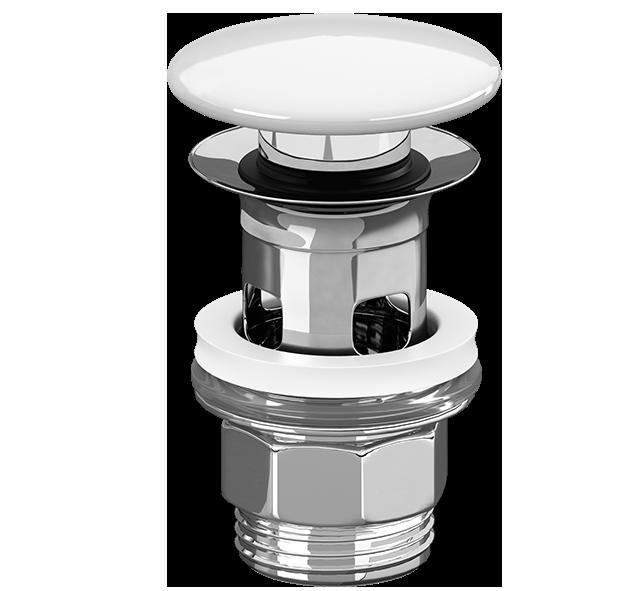 universal accessories push open valve 8l0334 villeroy boch. Black Bedroom Furniture Sets. Home Design Ideas