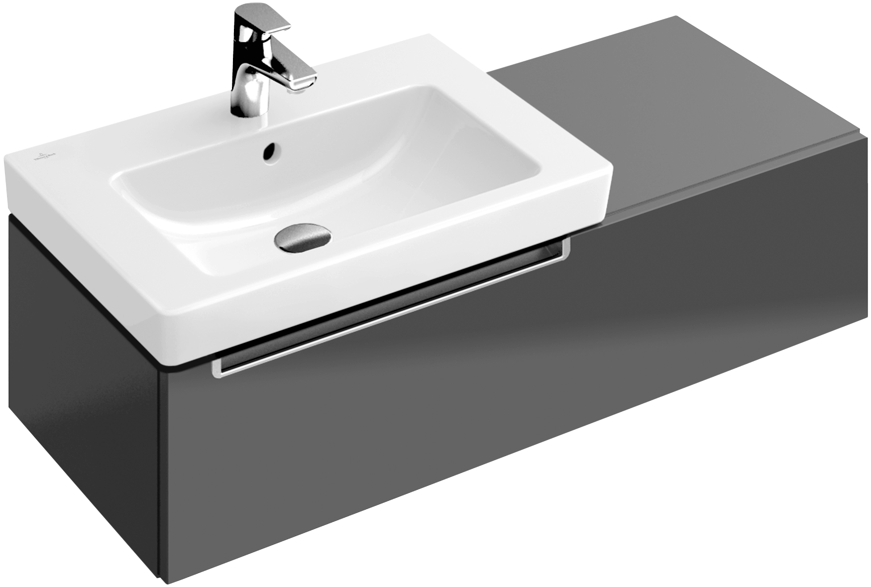 Villeroy and boch bathroom sink - Subway 2 0 Bathroom Furniture Vanity Unit For Washbasin Bathroom Sink Cabinets