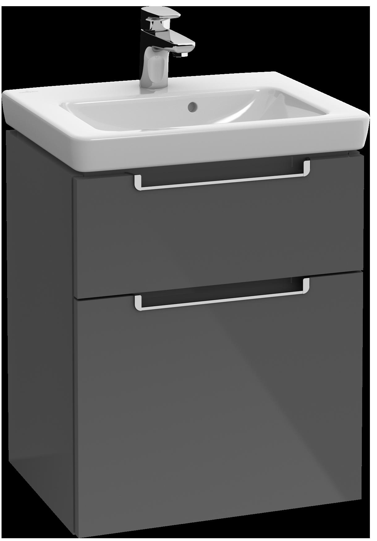 subway 2 0 vanity unit a90600 villeroy boch. Black Bedroom Furniture Sets. Home Design Ideas