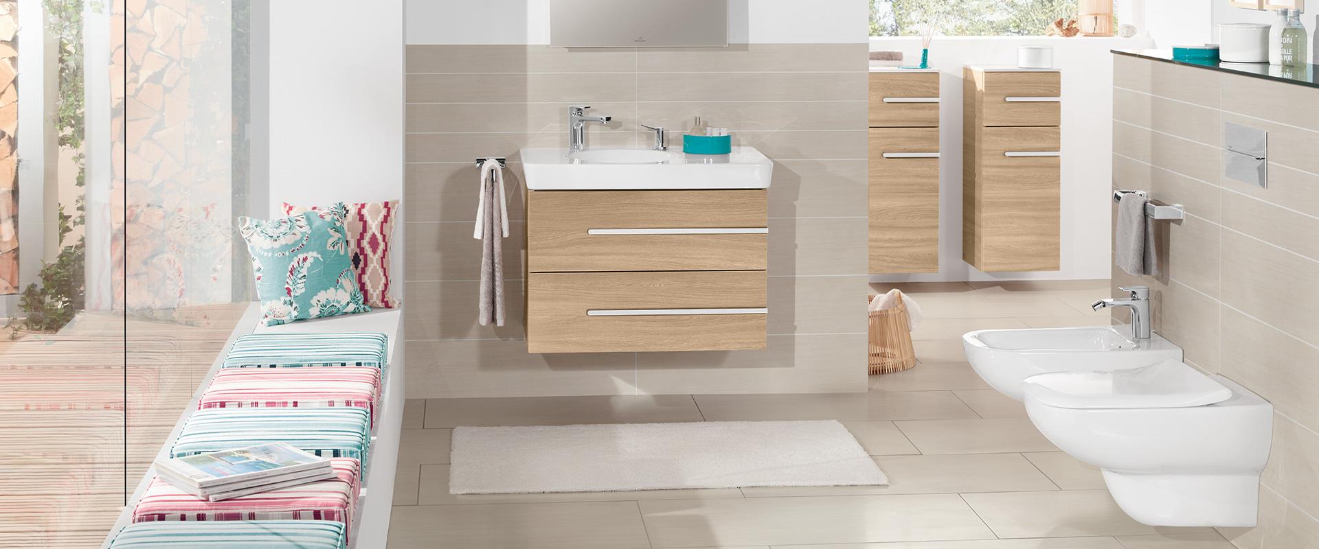 Villeroy and boch bathroom cabinets - Joyce Frn Joyce Bathroom Sink