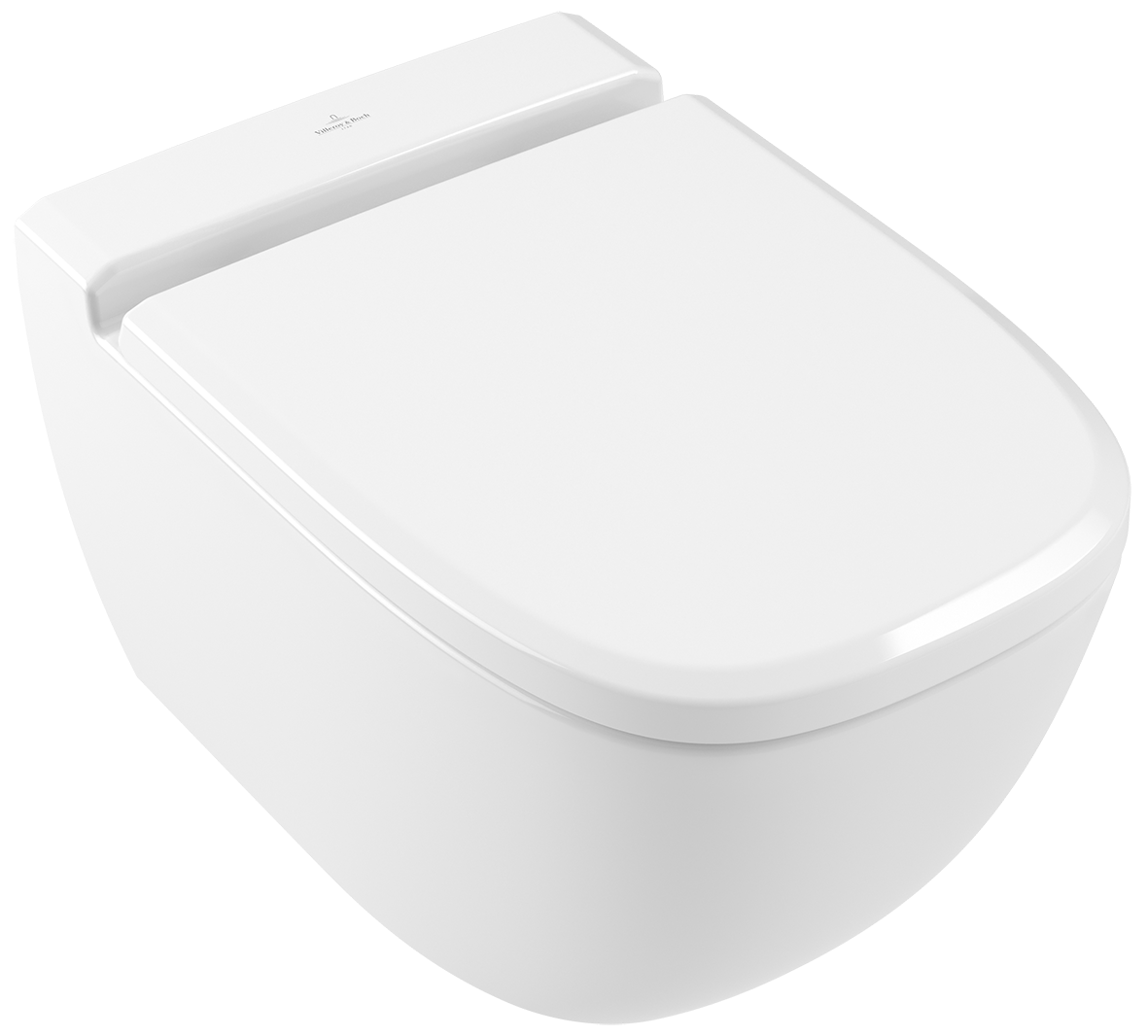 Toilets: brand quality from Villeroy & Boch